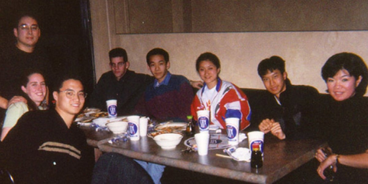Training with the Beijing Wushu Team in L.A. – 1998 Version
