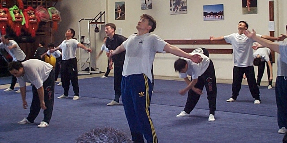 The Beijing Wushu Team in L.A. – Part 2: Training!