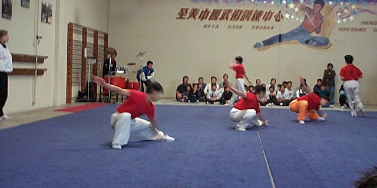 The Beijing Wushu Team in L.A. – Part 3: Demo