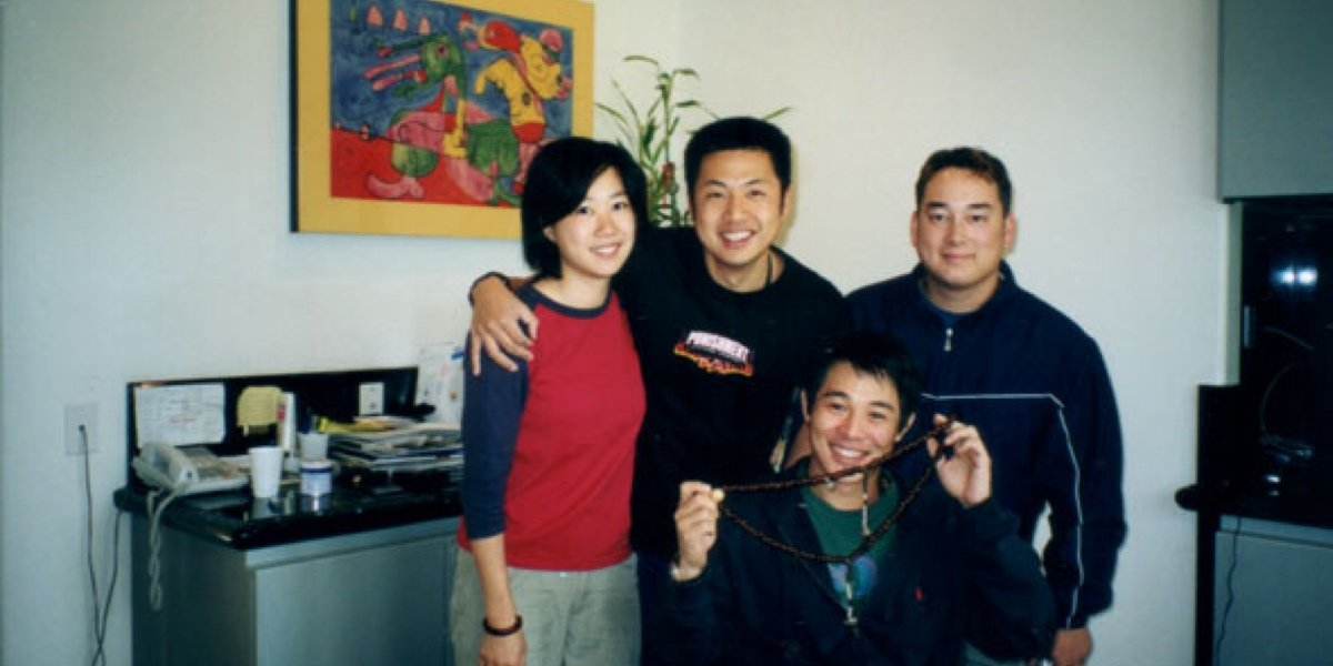 Job Perks with Jet Li