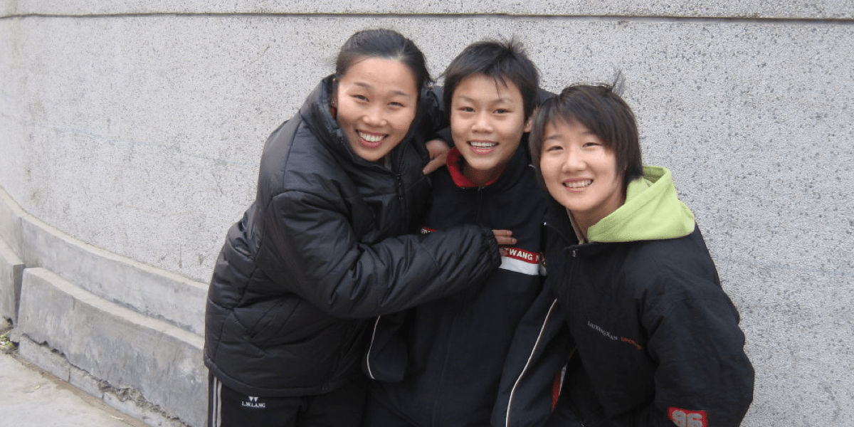 Do Chinese Athletes Hate Wushu?