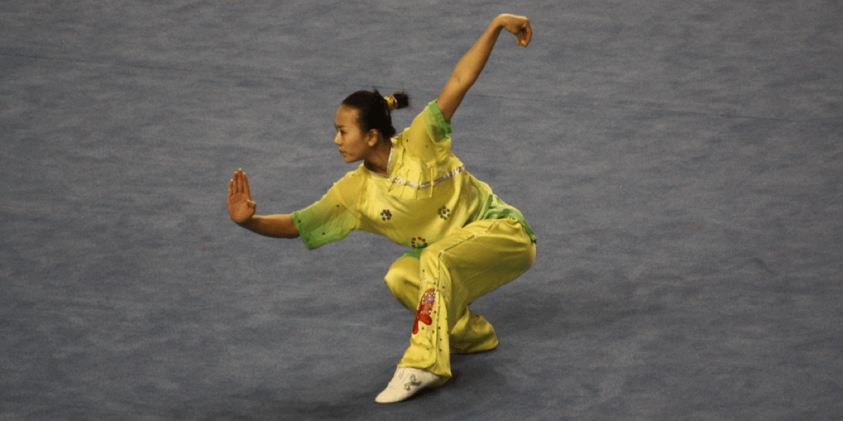 Why are Chinese wushu athletes so good?