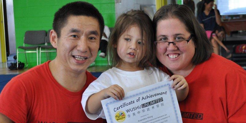 WA 03: Jennifer Wang on Wushu, Jet Li and Learning Chinese